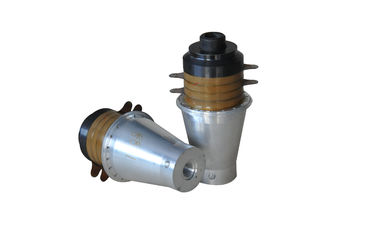 China 20Khz  4DS Ultrasonic Welding Transducer For Polishing / Drilling Machine supplier