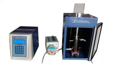 China Timesaving / Flexible Ultrasonic Homogenizer Within A Noise Reducing Enclosure supplier