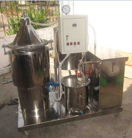 China 1500W Ultrasonic Industrial Homogenizer For Chinese Herb Extraction System supplier