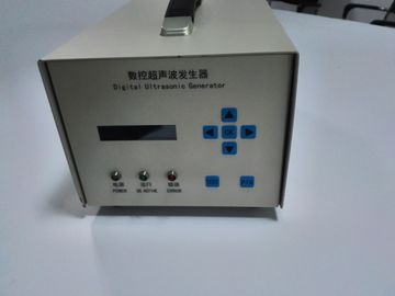 China Portable Digital Ultrasonic Generator 220v Power Supply Easy Taking supplier