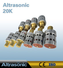 China Dukane Heavy Duty Ultrasonic Converters supplier