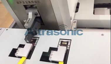 China 35khz 1000w Rasonic Metal Welding Equipment For Computer Motherboard Circuit supplier