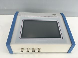 China Touch Screen Ultrasonic Measuring Devices For Ultrasonic Transducer Horn Analysis supplier