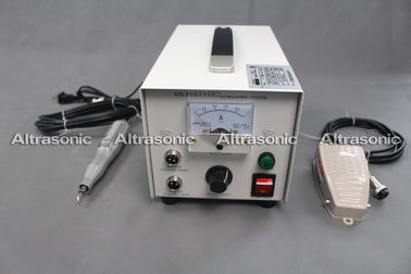 China Ultrasonic Cutting Equipment with Replaceable Blades / Ultrasonic Fabric Cutting Machine supplier