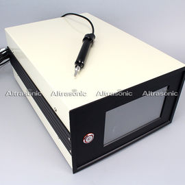 China Aluminium Or Nylon Housing Ultrasonic Plastic Welding Machine With Rfid Technical supplier