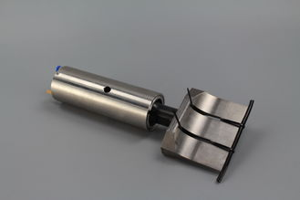 China 500W Ultrasonic Cutter with Titanium Alloy Blade For Rubber Products Automotive Industry supplier