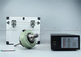 China Ultrasonic Assisted Machining Ultrasonic Particle Milling With Electric Coupling Transmission supplier
