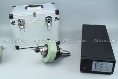 China 40Khz High Speed Ultrasonic Glass Drilling With Contactless Power Transmission supplier