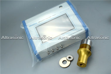 China Ultrasonic Impedance Measuring Instrument For  Resonance Half Power Frequency supplier