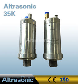 China Herrmann 35Khz Ultrasonic Transducer Welding Replacement With Integrated Rotator Coupler HF Interface supplier