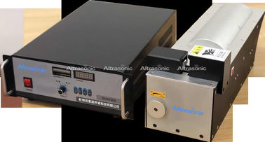 China 4000W Ultrasonic Welding Machine For Various Wiring Harness , Light Weight supplier