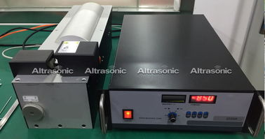 China CE Ultrasonic Wire Splicing And Terminal Welding 20kHz For Copper And Aluminum supplier