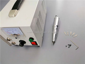 China Compact Ultrasonic Cutting Machine For Films , Ultrasonic Fabric Cutting Machine supplier