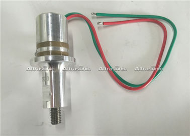 China High Performance Ultrasonic Welding Transducer Of 35Khz Rinco Replacement Type supplier