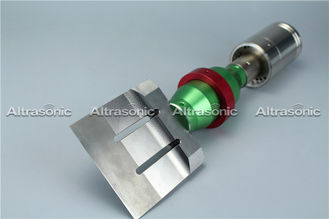 China 40K Ultrasonic Hand Cutter Machine With Titanium Blade For Cheese And Cake supplier