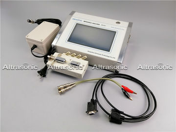 China Portable And Easy Operate Touch Screen Analyzer For Ultrasonic Transducer And Horn supplier