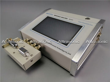 China Frequency Range 0-3Mhz Measuring Instrument For Ultrasonic Transducers And Horn supplier