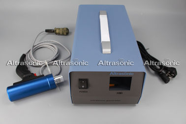 China Easy Operate Ultrasonic Puncture Handle Welder For Automobile Rear Wing Board supplier