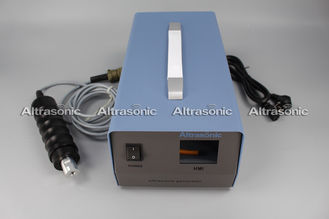 China 30Khz Ultrasonic Spot Welding Machine For Auto Plastic Parts , Long Life supplier