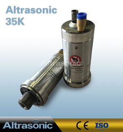 China Replacement 35Khz 1200 Watt Herrmann Ultrasonic Transducers With Protective Housing supplier
