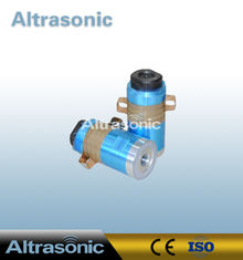 China 15 KHz Ultrasonic Piezoelectric Transducer For Welding supplier