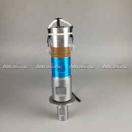 China 2000 Watts CE Ultrasonic Welding Transducer For Ultrasonic Welding Machine supplier