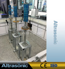 CE Long Life Time Ultrasonic Homogenizer For Oil And Water Emulsifying