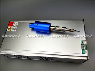 China Durable Ultrasonic Cutting Machine / Equipment Replaceable Blade Digital Generator supplier