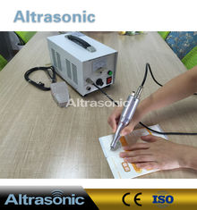 China 40 Khz Ultrasonic Cutting Machine Replaceable With High Cutting Precision supplier