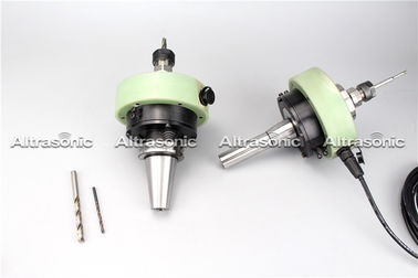 China ISO Ultrasonic Assisted Machining Milling Drilling BT40/50 HSK Series Spindle supplier
