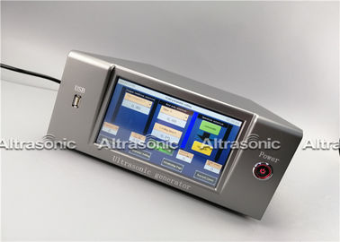 China 20 KHz 1500W Ultrasonic Power Supply Digital Welding Ultrasound Generator Strong Output supplier