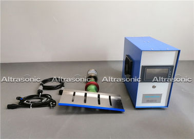 China 20 KHz Ultrasound Transducer Ultrasonic Cake Cutter Food Cutting Machine supplier