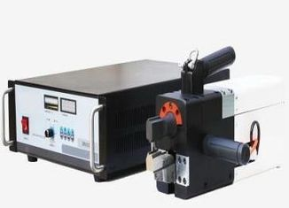 China Table Top Ultrasonic Metal Welding Machine For Different Metal Materials supplier