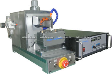 China High Efficiency Ultrasonic Metal Tube Sealing Machine For Copper Or Aluminum Tubes supplier