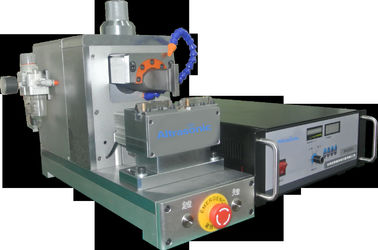 China Super Low Noise Ultrasonic Metal Welder / Battery Spot Welding Machine Hi Power supplier