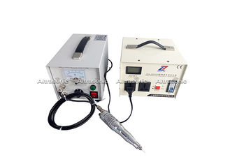 China 40Khz Frequency Portable Ultrasonic Cutting Machine With Replaceable Blade supplier
