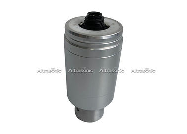 China Silver 20 Khz Ultrasonic Transducer For Replacement Telsonic supplier