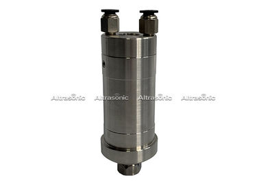 China 35 KHz Replacement Herrmann Ultrasonic Converter For Ultrasonic Spot Welding supplier