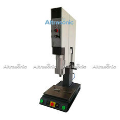 China 20 Khz Ultrasonic Plastic Welder Equipment / Portable Spot Welding Machine supplier
