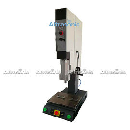 20 Khz Ultrasonic Plastic Welder Equipment / Portable Spot Welding Machine