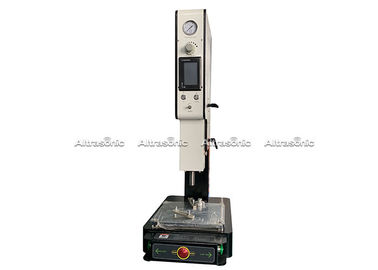 China High Precision 15khz Ultrasonic Plastic Welding Machine Automatic HSW15B supplier
