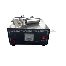 China Titanium 40khz Ultrasonic Cutting Machine For Rubber , Ultrasonic Cutting Devices supplier