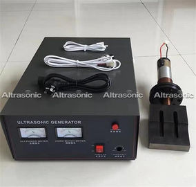 China Compact Ultrasonic Power Supply For Non Woven Disposable Face Mask Machine supplier