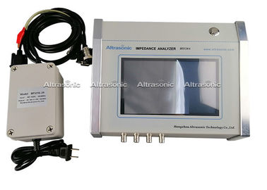 China Impedance Analyzer Measuring Instrument 1Khz - 5Mhz With Full Screen supplier