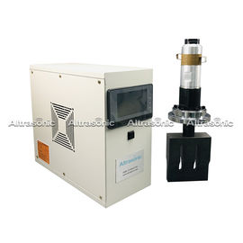 China 20K Ultrasonic Generator + Transducer For Face Mask Making Machine supplier