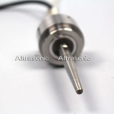 China 50Khz Uniform Air Assisted Ultrasonic Spray Atomizing Nozzle With Efficient Work supplier