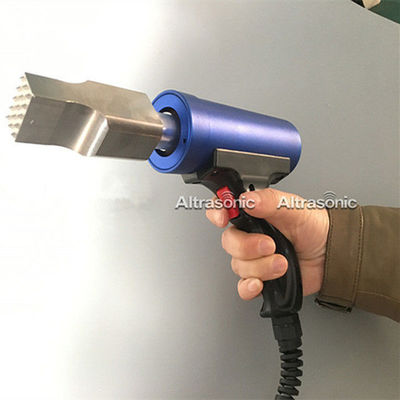 China Hand Held Ultrasonic Spot Welding Machine for Auto Wheel Mould supplier
