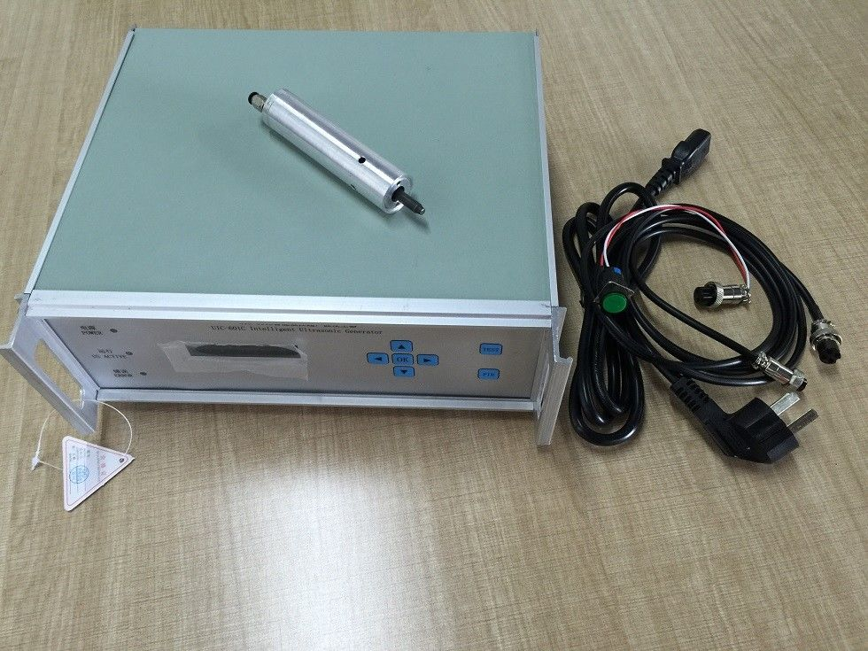 High Speed Wire Embedding Ultrasonic Plastic Welding Machine With ...