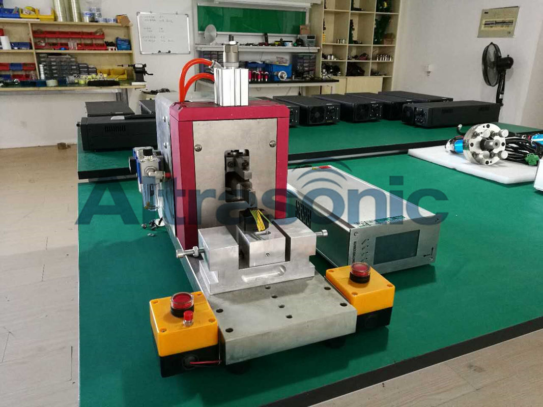 35 Khz 1000w Manual Operation Ultrasonic Metal Welder For Automotive Wiring Harness Manufacturers In China