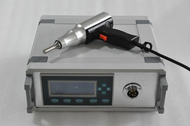 China Ultrasonic Spot Welder Equipment  , Small Welding Machine For Automotive Interior Parts factory